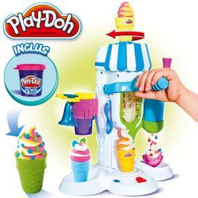 play doh a2104e240 p 226 te 224 modeler le m 233 ga glacier gourmand fr jeux et jouets