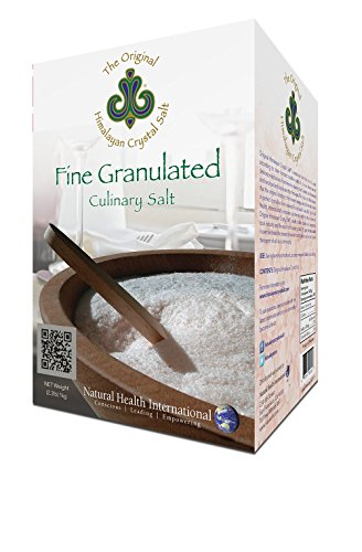 Fine Granulated Original Himalayan Crystal Salt