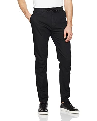 Guess Pantalone Carl Tapered [Nero]