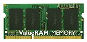 Kingston KVR1066D3S7/4G DDR3-1066 SODIMM 4GB CL7 Notebook Memory