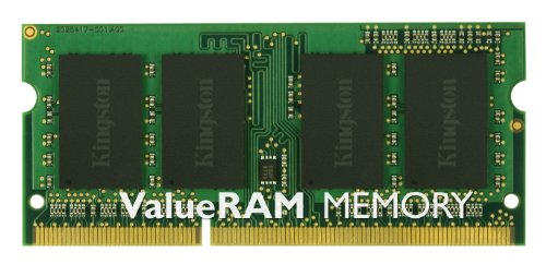 Kingston ValueRAM 2GB 1333MHz DDR3 Non-ECC CL9 SODIMM Notebook Memory (Pro Series Model 3003 compare prices)