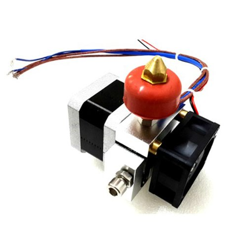 Koolertron New 0.4mm 100K-Type Thermistor Nozzle Extruder Print Head for 3D Printer