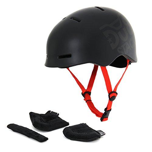 DUB STACK(ダブスタック) マルチユースヘルメット [対応サイズ:58-61cm] 取外可能イヤーパッド付属 ウインタースポーツ 自転車 スケートボード DSA-8