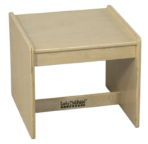 Cheap ECR4Kids Birch Living Room End Table (ELR-0684)