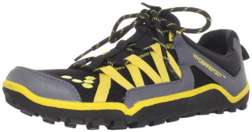 Vivobarefoot Men's Breatho Trail M 2 Black/Yellow Trainer VB220024MBLKYEL 9 UK, 43 EU