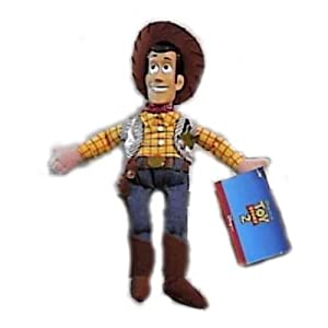 "Disney Toy Story 10"" Woody Plush Doll"