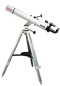 Vixen Optics 39952 A80Mf Telescope and Porta II Mount (White)