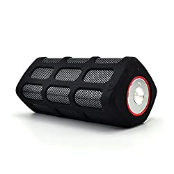 Portable Bluetooth Speaker By Ranbhi®. Wireless, 2-in-1 Speaker with PowerBank for Phone Charging. Built-in Mic for Phone Calls. Works with iPhone iPad Android, laptop and Other Smart Devices