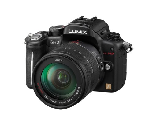 Panasonic Lumix DMC-GH2HEB-K Digital Camera
