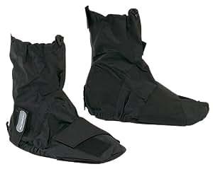 RS TAICHI [ アールエスタイチ ] レインバスター ブーツカバー(ショート) [ RSR210 ] ブラック [ L ]
