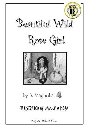 Beautiful Wild Rose Girl