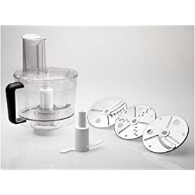 Food Processor for Kitchen Center Built In Power Unit