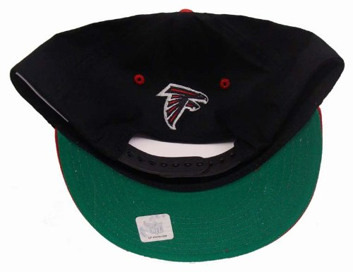 NEW Atlanta Falcons NFL Two Tone Vintage Snapback Flatbill Cap / Hat 1