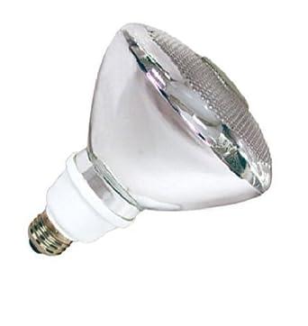 cfl compact fluorescent light bulb 23 watts energy star 27k warm color. Black Bedroom Furniture Sets. Home Design Ideas