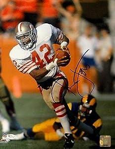 Autographed Lott Picture - 11x14 49er OA 8273289 - Autographed NFL Photos by Sports Memorabilia