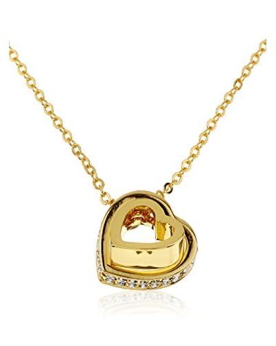 Gold Silver Halskette