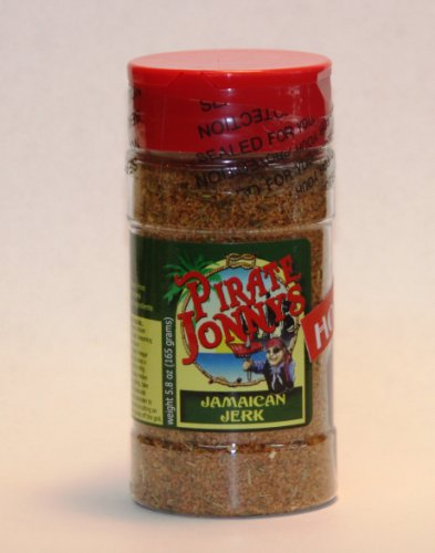 Pirate Jonny'S Jamaican Jerk Hot - Large