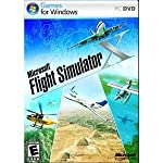 Microsoft, Flight Simulator X Stand (Catalog Category: Videogame Software / PC Games)