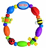 Nuby Bug A Loop Teether Bead, Colors May Vary