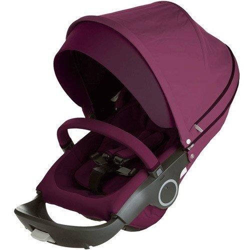 Stokke Xplory Style Kit Seat , Purple front-883163