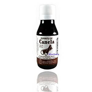 Espiritu De Canela Cinnamon Hair Oil 2oz