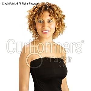 Curlformers Genuine Patented 10 Short Corkscrew Curls Top-Up Pack (Hook not included, please buy separately)