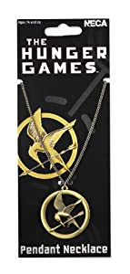 "The Hunger Games Necklace Pendant Necklace ""Brooch"""