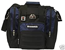 Hot Sale Brunswick Flash Single Tote (Black/Navy)