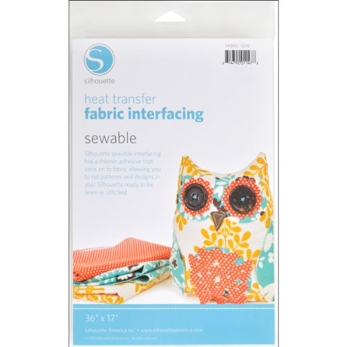 Learn More About Silhouette Sewable Fabric Interfacing