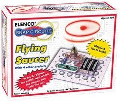 Flying Saucer Snap-Kit - 1