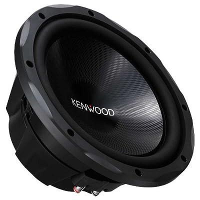 Kenwood KFC-W3013 Subwoofer (Peak Power 1200 Watt, RMS Power 400 Watt, 30 cm) schwarz von Kenwood auf Reifen Onlineshop