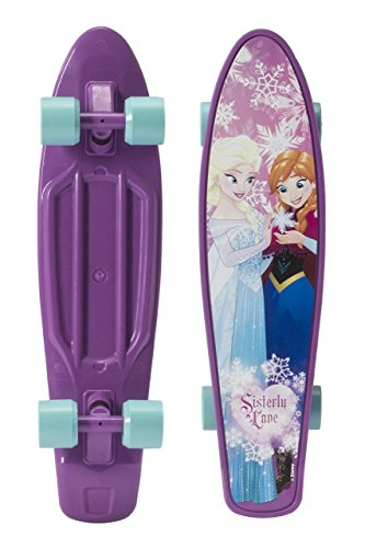 PlayWheels-Disney-Frozen-21-Kids-Complete-Plastic-Skateboard