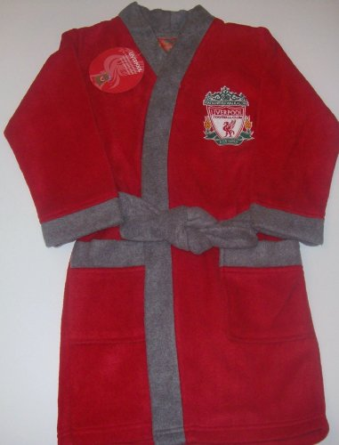 Official Liverpool Football Club Dressing Gown 5-6 Years