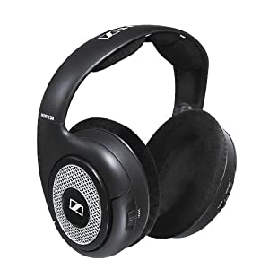 Sennheiser RS 130 Wireless Surround Sound Headphones