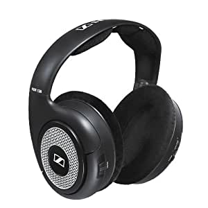 Sennheiser RS 130 Wireless Surround Sound Headphones (Discontinued by Manufacturer)