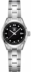 TAG Heuer Women's WV1410.BA0793 Carrera Diamond Watch