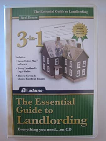 The Essential Guide to Landlording