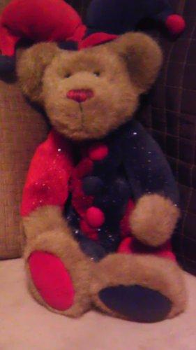 Boyds Court Jester Bear--Mr. McFarkle