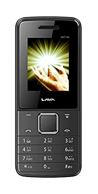 Lava KKT 14s (Grey-Black )