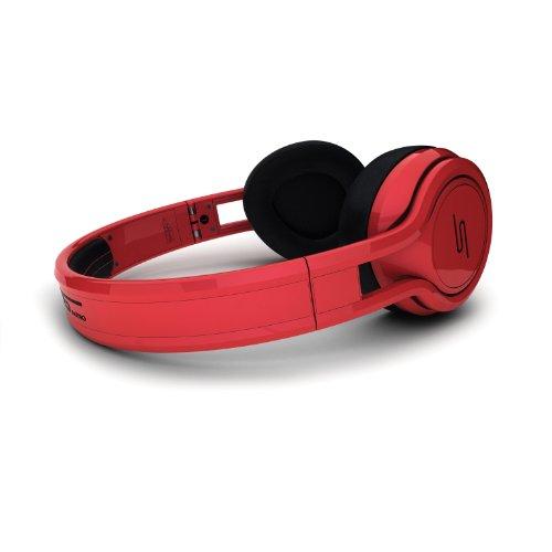SMS AUDIO STREET by 50 OnEar Limited Edition SMS-ONWD-REDの写真02。おしゃれなヘッドホンをおすすめ-HEADMAN(ヘッドマン)-