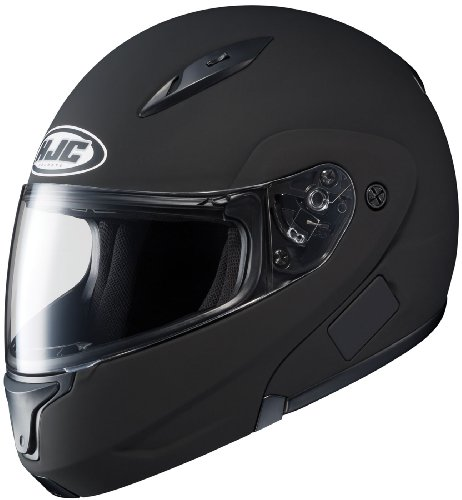 HJC CL-MAXBT II Bluetooth Modular Motorcycle Helmet (Matte Black, Large) (Modular 2 Helmet Shield compare prices)
