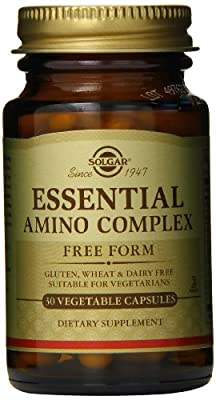 Solgar Essential - Amino Complex Vegetable Capsules - [30 Count]