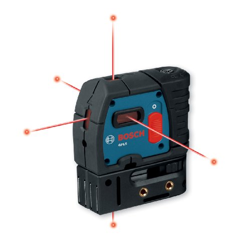 Bosch GPL5 5-Point Alignment Laser BNA