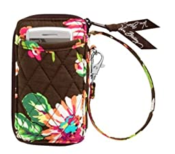 Vera Bradley All in One Wristlet in English Rose