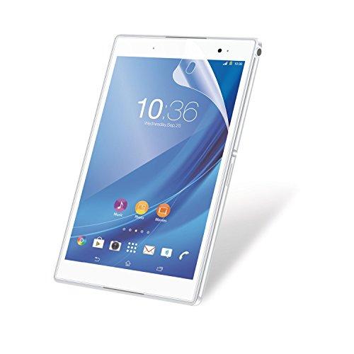 ELECOM SONY Xperia Z3 Tablet Compact 液晶保護フィルム ブルーライトカット 【日本製】 TB-SOZ3AFLBLG