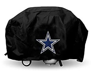 Buy Dallas Cowboys Official NFL Grill Cover by Rico Industries 338428 by Rico