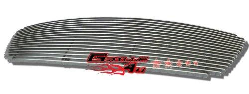 APS M66229A Polished Aluminum Billet Grille Bolt Over for select Mazda 6 Models (Black Mazda 6 Emblem compare prices)