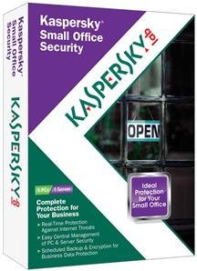 Kaspersky Small Office Security (Software - Utilities)