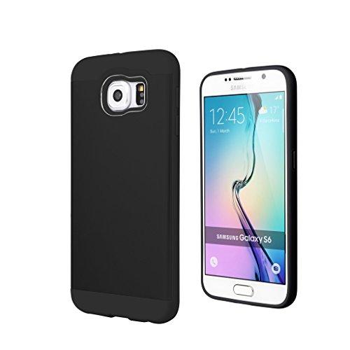 Tous-les-rond-Protection-pour-Apple-Samsung-Galaxy-S6-Noir
