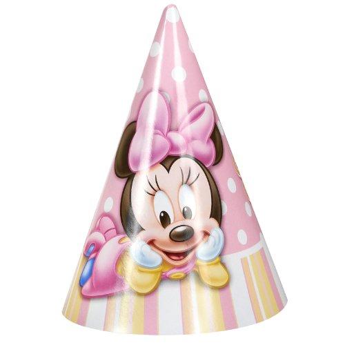 Hallmark Minnie's 1st Birthday Cone Hat